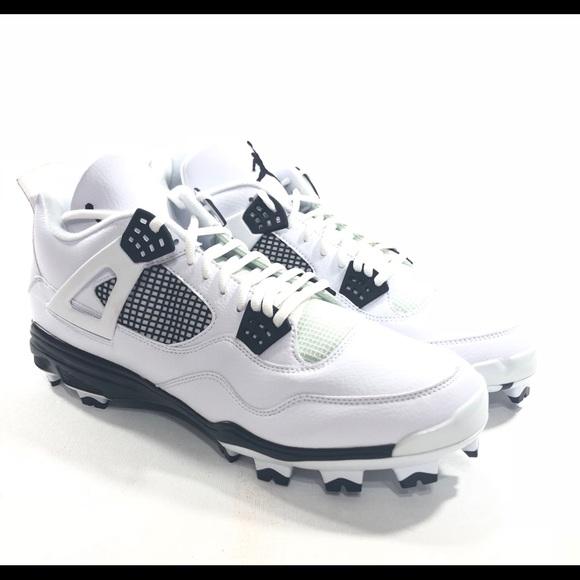 Jordan 4 Mcs Molded Baseball Cleats M 5b10d6d99539f7849c4fa13c